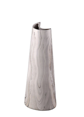 Carrara Vase Crescent