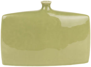 Athens Jar Modern Table Vase Moss