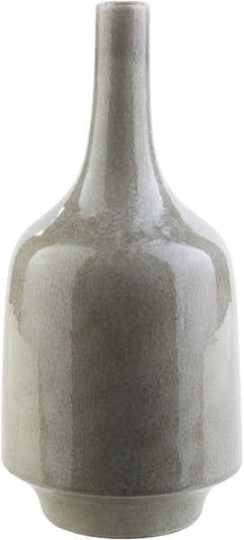 Olsen Modern Table Vase Gray