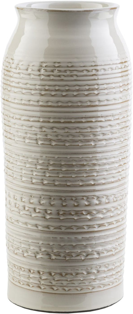 Piccoli Cottage/country Table Vase Beige