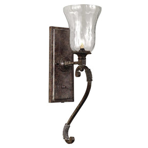 Galeana Glass Wall Sconces Lamp
