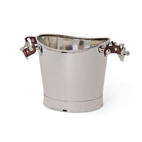 Horse Bit Wine Cooler Bucket