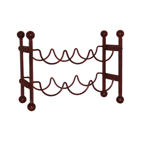 Mission 6 Wine Rack Horiz Montana Rustic