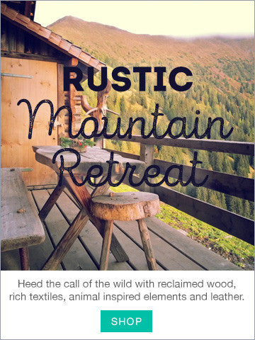 Rustic Mountain Furniture