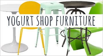 Yogurt Shop Furniture