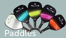 Pickleball Paddles from the sport's inventor