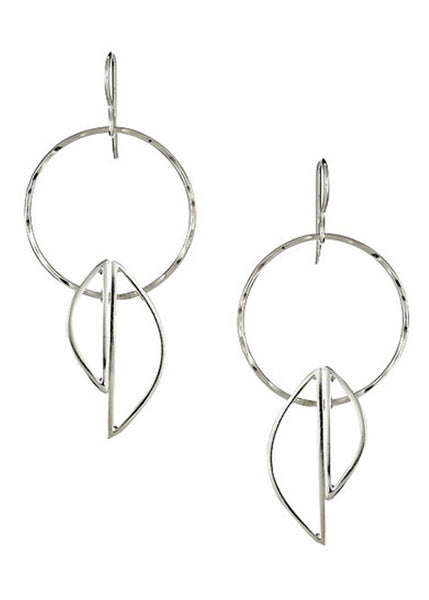 Demi Selene Earrings in Sterling Silver