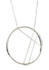 Vitruvia Necklace in Sterling Silver