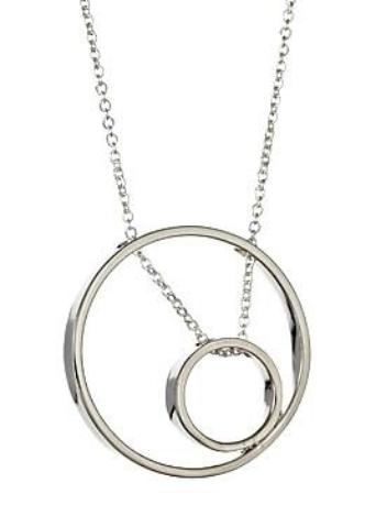 Juno Necklace Sterling Silver