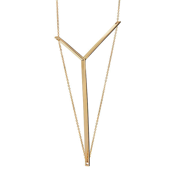 VICTORIA Necklace in Gold