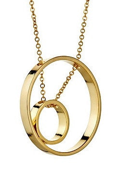 Juno Necklace in Yellow Gold