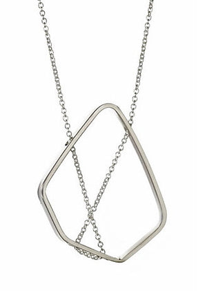 30% OFF!: Vertex Necklace in Sterling Silver