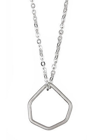 Gio Necklace in Sterling Silver