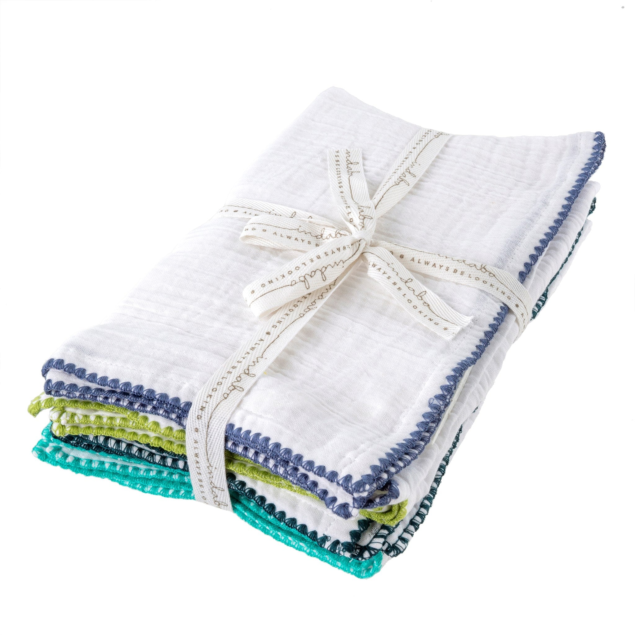Stitched Edge Tea Towels