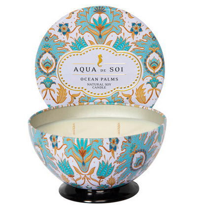 Ocean Palms Soy Candle