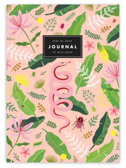 Journal of Wild Ideas - Blush