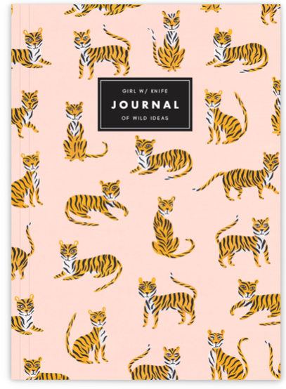Journal of Wild Ideas - Tigers