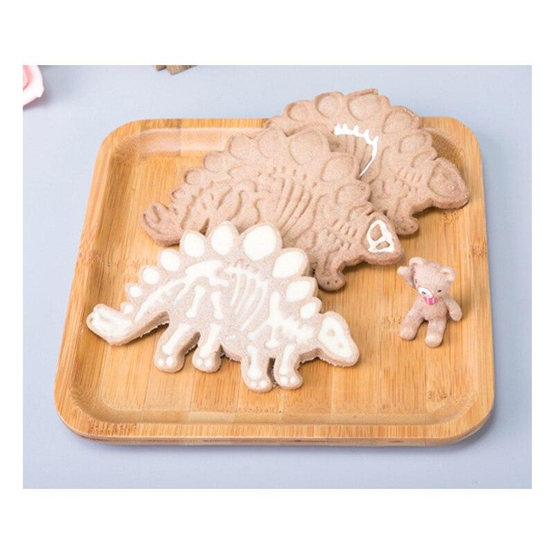 3D Dino Cookie Mold