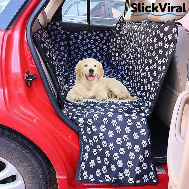 Waterproof Backseat Pet Carrier