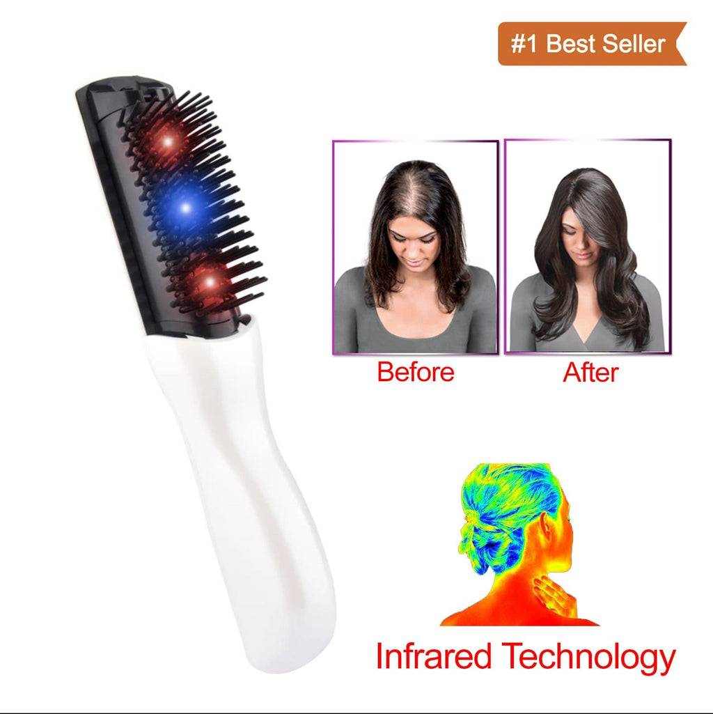 HairCare™ Infrared Growth Brush