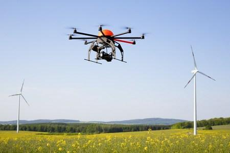 The Use of Drones In the World of Farming