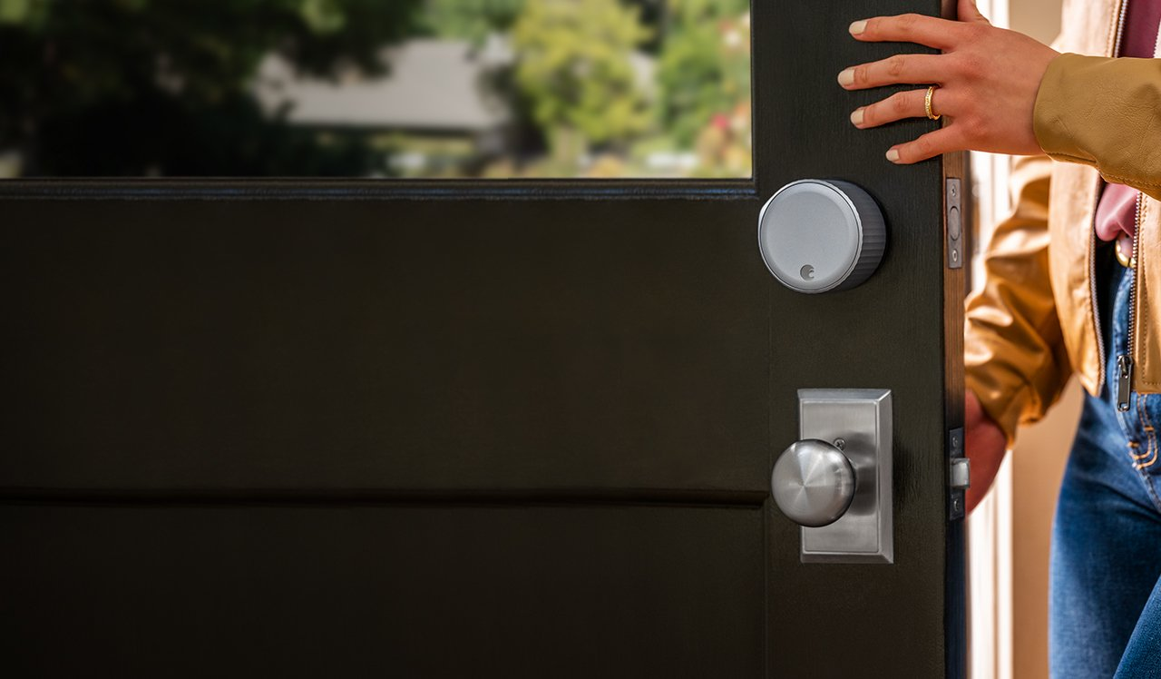 Our top 5 smart locks