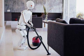 Your New Favorite Housemaid is a Robot!