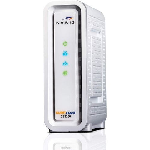High Speed Mode, High Speed Cable Mode, Arris SURFboard DOCSIS 3.1, Modem for 4K Ultra HD Streaming