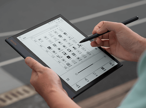 Boox Note Air E-reader and E-ink tablet