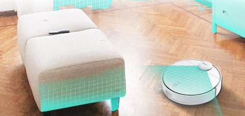 360 S9 Robot Vacuum Cleaner & Mop / Wellbots