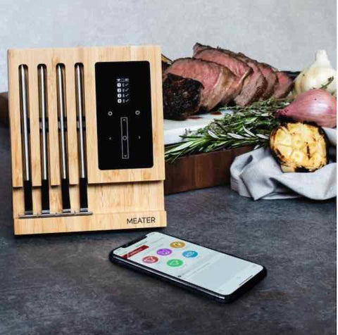Meater Block Wireless Smart Meat Thermometer / Wellbots