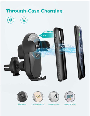 Letscom One X Car Charger / Wellbots