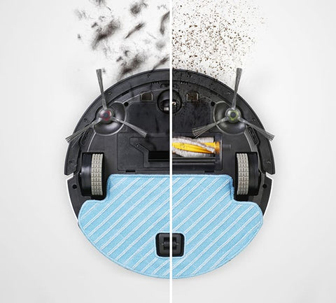 Ecovacs Deebot Ozmo 610 Mop and Vacuum Robot with Smartphone App