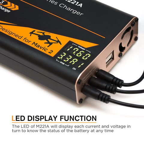 Energen_DroneMax_M221A_Drone_Battery_Charger_Inteligent