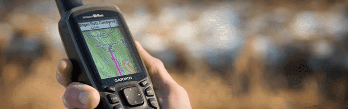 Garmin GPSMAP 64st comes with a worldwide basemap and preloaded TOPO 100K covering all of the U.S. territory
