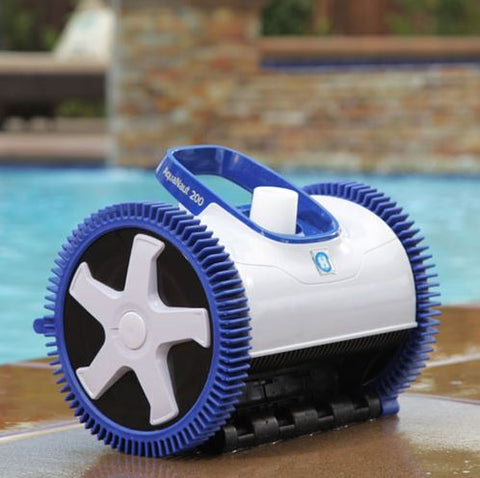 Aquanaut 200 2-Wheel Drive Suction Pool Cleaner wellbots
