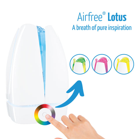 Airfree Lotus Chromo Theraphy - wellbots