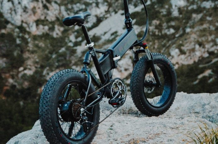 MATE X Foldable Electric Bike