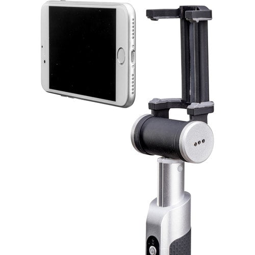 Pictar Smart Selfie Stick uses a high voice frequency technology to transmit information to your phone. This reduces the drain on you smartphone battery.