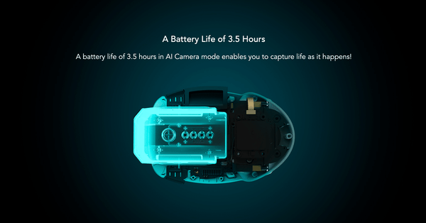 PowerVision PowerEgg Battery Life - Wellbots