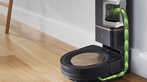 Roomba dirt disposal