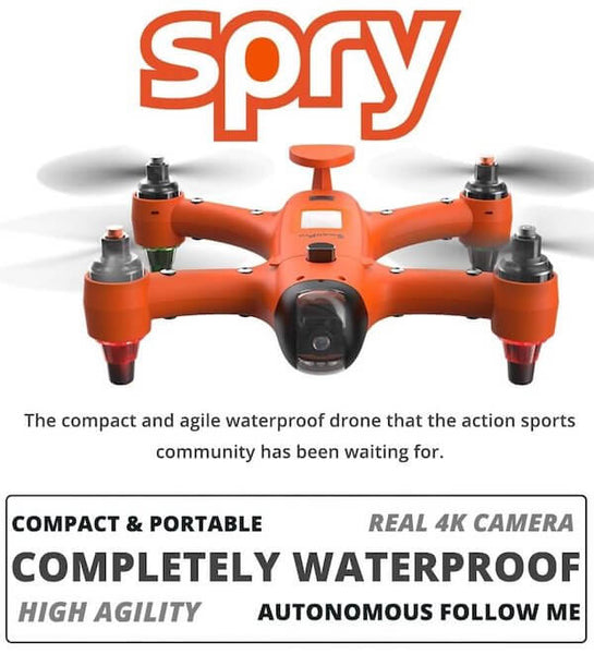 Swellpro Spry Plus Drone