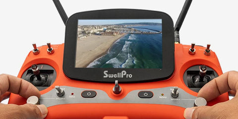 Swellpro SplashDrone 3+ all in one remote