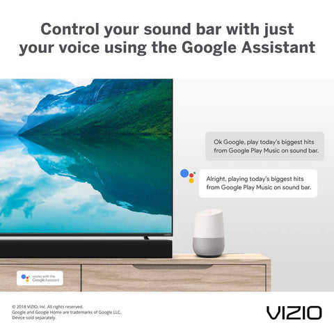 VIZIO Home Theater - Wellbots features