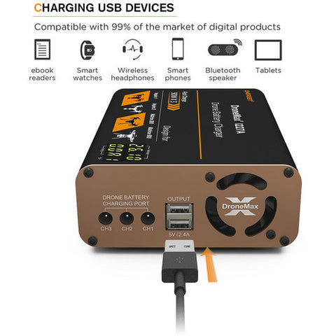 Wellbots Energen Charging USB Device