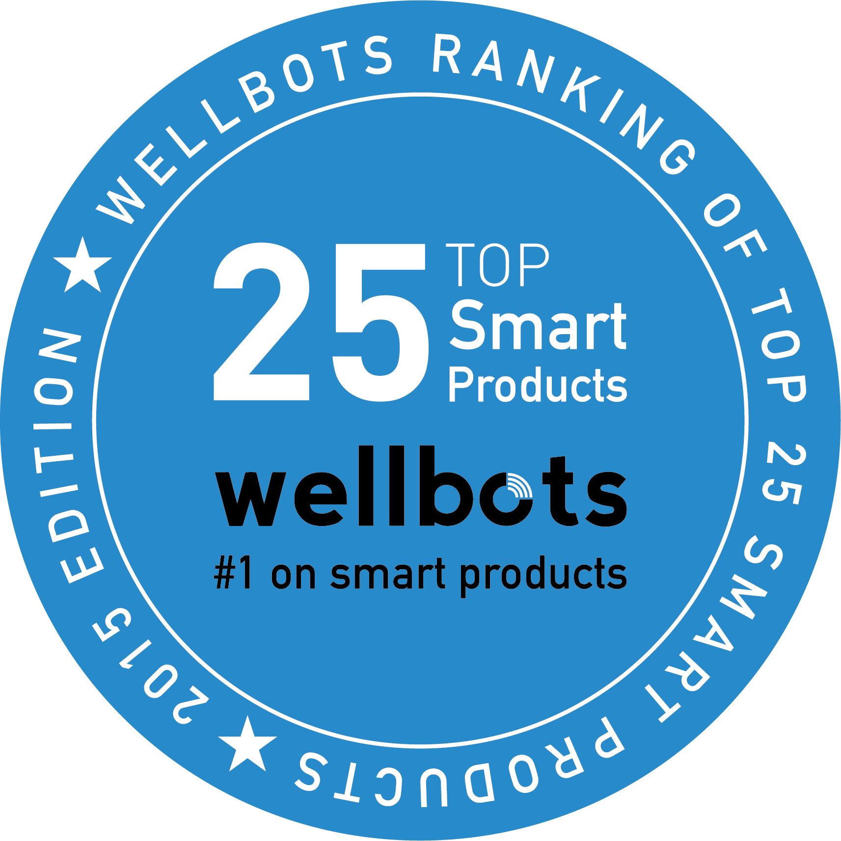 Wellbot 2015 Methodology Seal