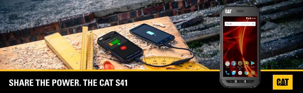 CAT PHONES S41 Unlocked Rugged Waterproof Smartphone wellbots