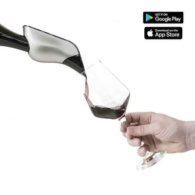 Smart Wine aerator by Aveine / Wellbots