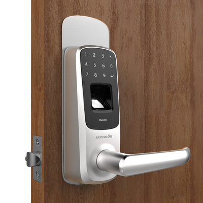 Ultraloq UL3 BT Bluetooth Smart Lock Health & Home Ultraloq