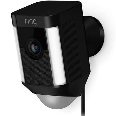 Ring Spotlight Cam Wired Health & Home Ring